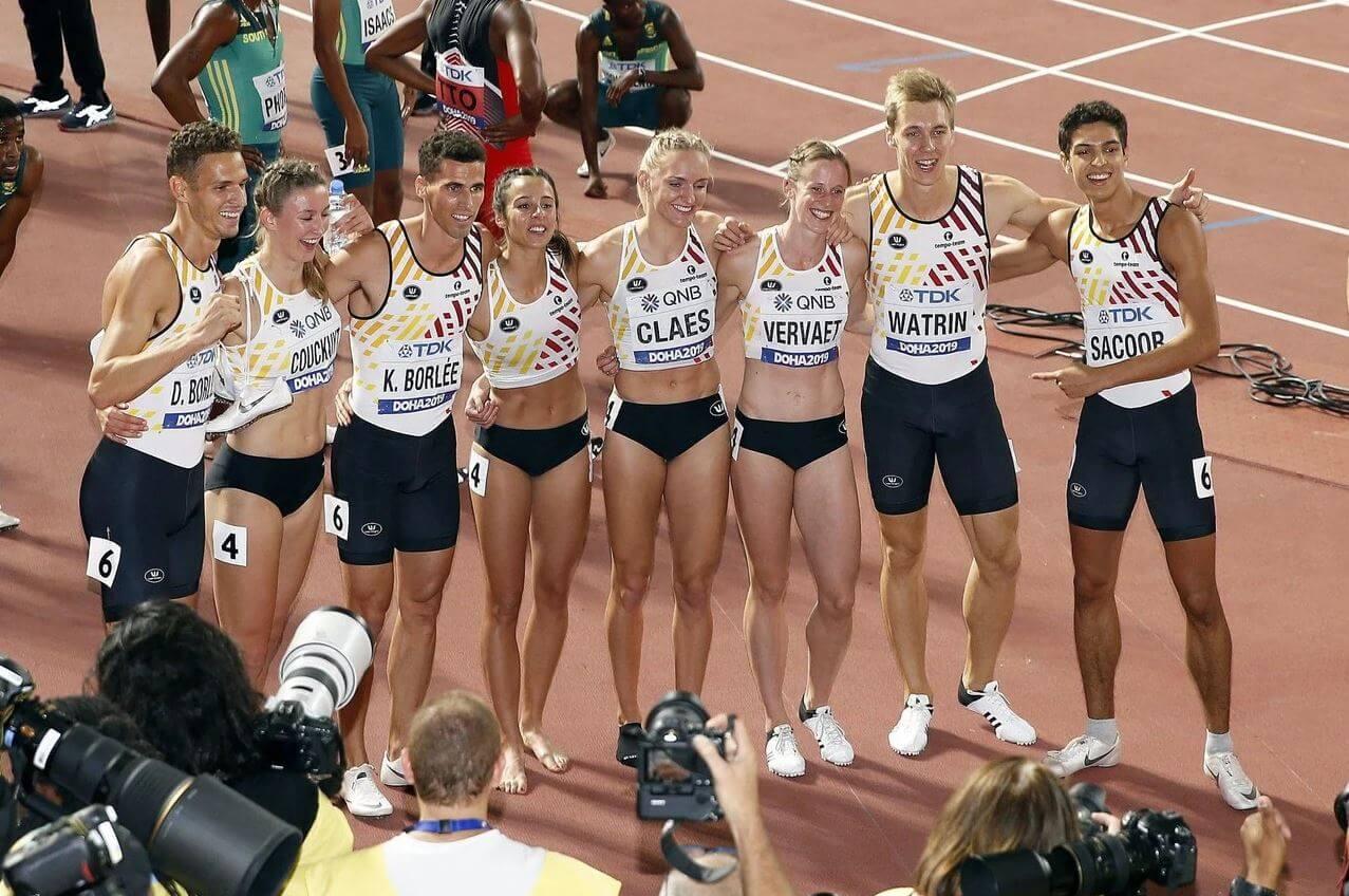 Begium Olympic Team