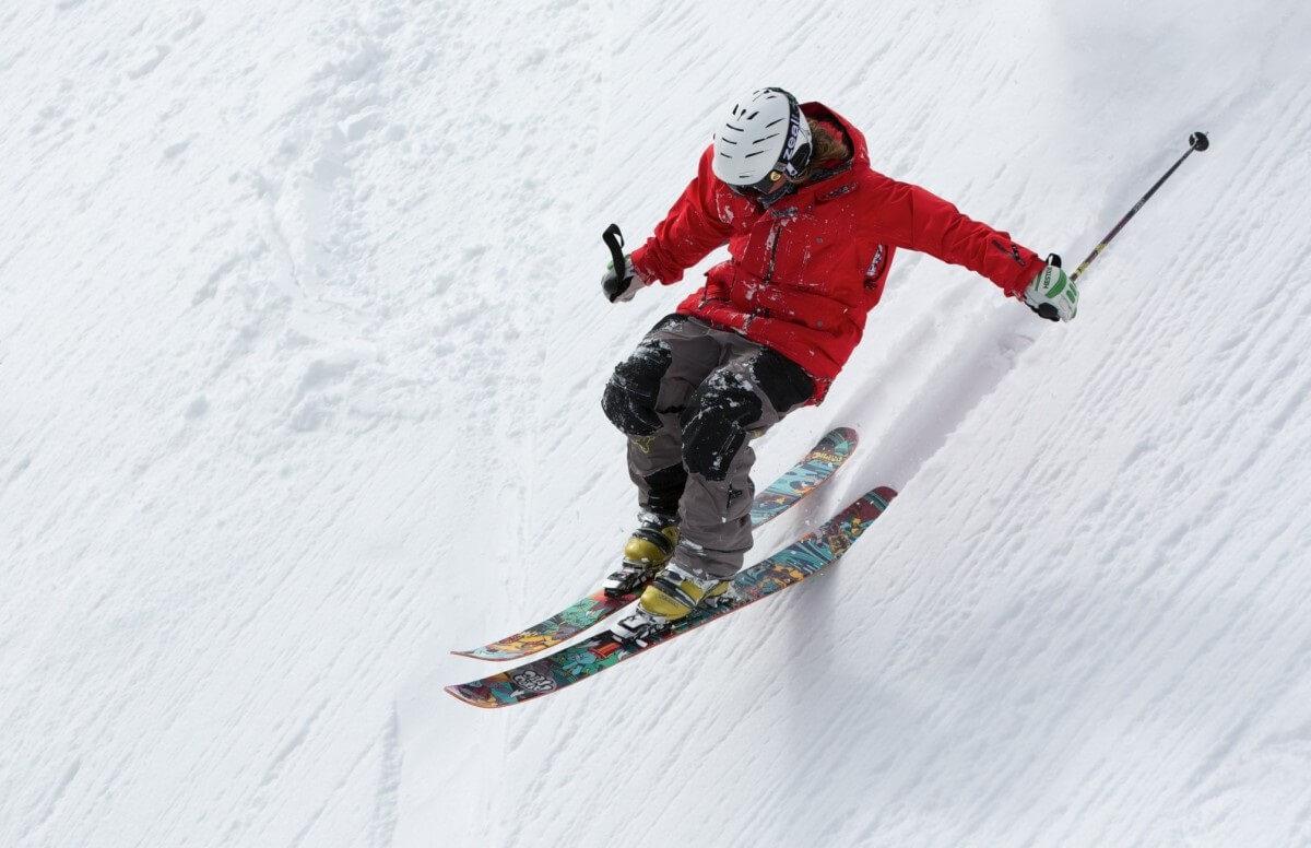 Freerider Ski Sport